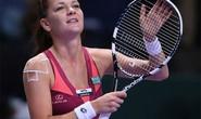 WTA Championships: ĐKVĐ Petra Kvitova ngã ngựa