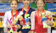 Thể dục dụng cụ Việt Nam giành 2 HCV thế giới