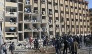 Đánh bom kinh hoàng vào Đại học Aleppo, 87 người chết