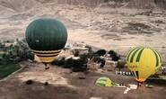 Ai Cập: Khinh khí cầu cháy, 18 người thiệt mạng
