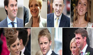 Hoàng tử bé nước Anh có 7 cha mẹ đỡ đầu
