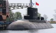 Tàu ngầm Kilo của Việt Nam tối tân hơn Trung Quốc