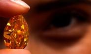 'Kim cương lửa' lớn nhất thế giới đạt giá sốc