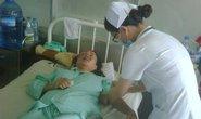 Cố gắng giữ lại mắt cho nạn nhân bị tạt axít