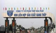 1 công nhân thiệt mạng tại Công ty thép Hòa Phát