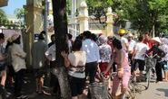 Hàng trăm tiểu thương TTTM Hải Dương tập trung đòi xây chợ tạm