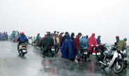 Phụ nữ nhảy cầu tự tử trong mưa là Phó Chủ tịch hội phụ nữ xã