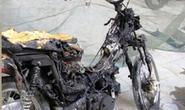 Giận người tình, châm lửa đốt xe