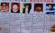 Trung Quốc: Bắt kẻ giết người hàng loạt nghi lấy thịt bán