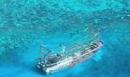 Tàu Trung Quốc phá san hô Philippines hơn tàu Mỹ