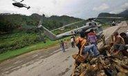 Ấn Độ: Rơi trực thăng cứu hộ lũ lụt, 8 người chết