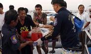 Chìm phà du lịch Thái Lan, 7 người chết