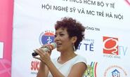 Thái Thùy Linh đem âm nhạc đổi nụ cười