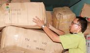 Bắt giữ xe container chở hàng ngàn súng nhựa lậu