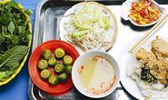 Đặc sản Hải Dương: Bún cá rô đồng và bánh cuốn