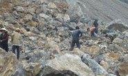 Sập mỏ đá, 2 người thiệt mạng