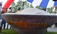 Chiêm ngưỡng tô mì Quảng và dĩa bê thui lớn nhất Việt Nam