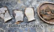 Đào giếng phát hiện xương hóa thạch khổng lồ