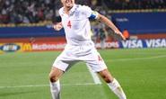 Steven Gerrard từ giã tuyển Anh sau Euro 2012
