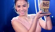 Thu Minh đoạt giải Nghệ sĩ châu Á xuất sắc tại MAMA 2013