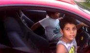 """Con trai 9 tuổi lái """"siêu xe"""", tỉ phú Ấn Độ phải hầu tòa"""
