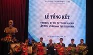 Khen thưởng thí sinh đạt giải cuộc thi tay nghề ASEAN