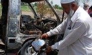 Pakistan: Nổ bình gas trên xe buýt, 17  trẻ em thiệt mạng