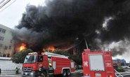 Trung Quốc: Cháy nhà máy, 119 người chết