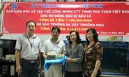 Công ty Pou Yuen: Gần 1,4 tỉ đồng làm công tác xã hội
