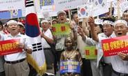 Người Hàn Quốc tự tử phản đối Nhật Bản