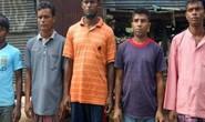 Thái Lan bác cáo buộc sát hại người di cư Rohingya