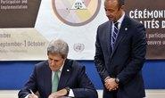 Mỹ ký hiệp ước kiểm soát mua bán vũ khí toàn cầu