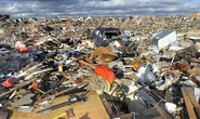 Mỹ: 5 người chết vì lốc xoáy