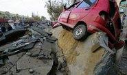 Trung Quốc bắt 9 người trong vụ nổ ống dẫn dầu