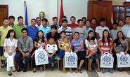 Đưa 29 người Việt Nam ở Philippines bị ảnh hưởng bão Haiyan về nước