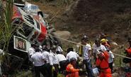 Tai nạn xe buýt ở Guatemala, Iran, 87 người chết