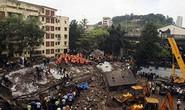 Sập nhà tại Ấn Độ, hơn 100 người mắc kẹt