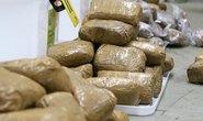 Giấu 200 triệu ma túy đá trong lốp xe tải