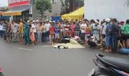 Xe tải cán chết một nữ sinh viên