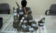 Bắt giữ hơn 16 kg sừng tê giác ở Sân bay Tân Sơn Nhất