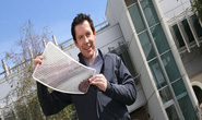 Sản xuất pin mặt trời bằng… máy in trên giấy A3