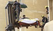 Trực thăng đưa thanh niên 610 kg đến bệnh viện