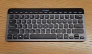 Logitech K810, bàn phím không dây có đèn nền nhỏ gọn