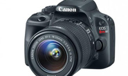 Canon công bố máy ảnh DSRL nhỏ nhất thế giới