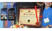 Smartphone VNPT có xứng với kỷ lục Việt Nam?