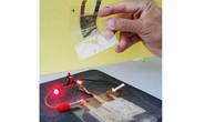 Pin ống nano carbon dẻo cho thiết bị di động