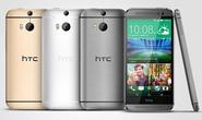 HTC One M8, 5-inch, máy ảnh kép ra mắt