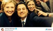 Ảnh tự sướng gia đình Clinton không hot bằng Ellen