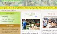 An toàn thực phẩm lên mạng