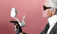 Karl Lagerfeld: chất liệu chụp ảnh như chất vải